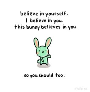 bunny believer