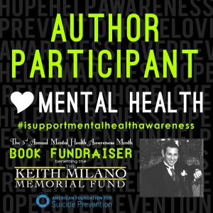 Author Participant Fundraiser promo