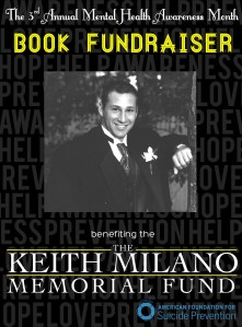The Keith Milano Fund Button